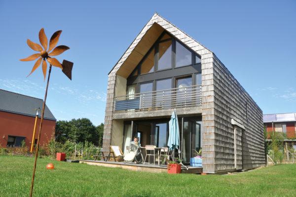 Maison écologique 2