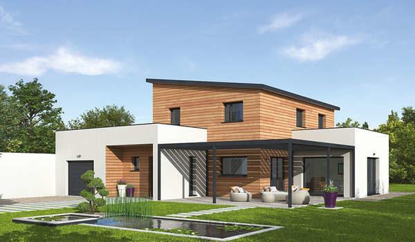 Maison écologique 1